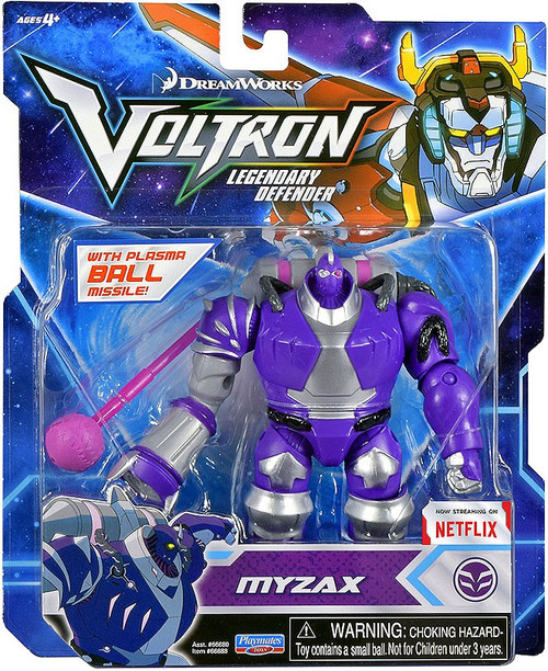 Voltron Legendary Defender Myzax Basic Action Figure