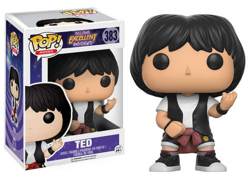 Funko Bill & Ted's Excellent Adventure POP! Movies Ted Vinyl Figure #383
