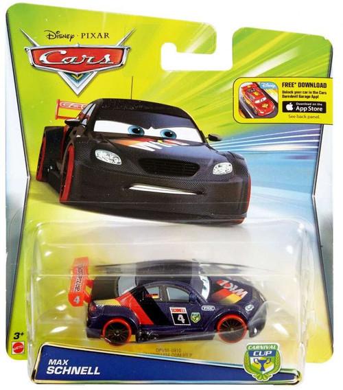 Disney / Pixar Cars Carnival Cup Max Schnell Diecast Car