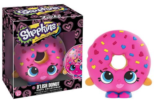 Funko Shopkins D'Lish Donut Vinyl Figure