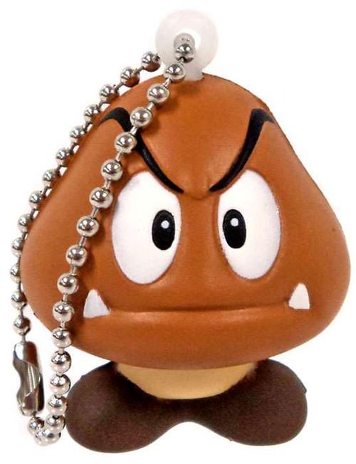 Super Mario Goomba Keychain [Foam]