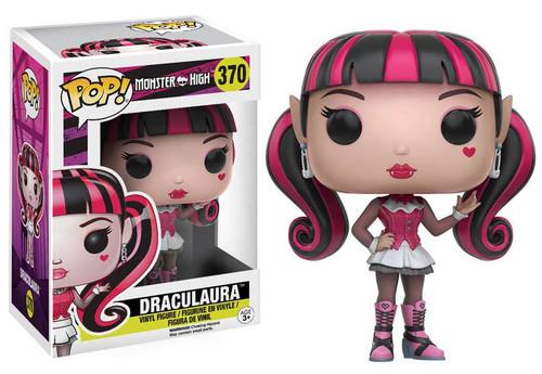 Funko Monster High POP! Draculaura Vinyl Figure #370