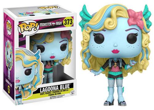 Funko Monster High POP! Lagoona Blue Vinyl Figure #373