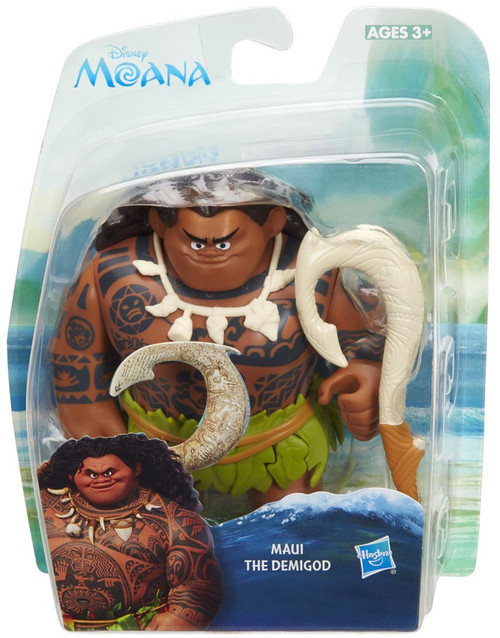 Disney Moana Maui the Demigod Action Figure