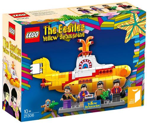 LEGO The Beatles Yellow Submarine Set #21306