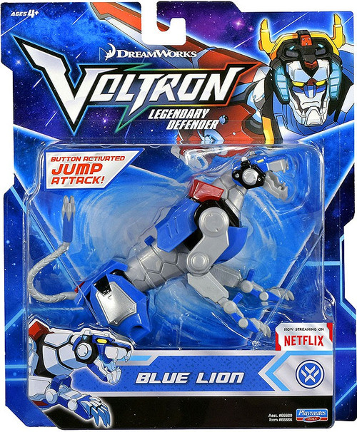 Voltron Legendary Defender Blue Lion Basic Action Figure