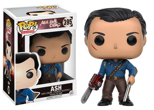 Funko Ash vs Evil Dead POP! TV Ash Vinyl Figure #395 [Regular Version]