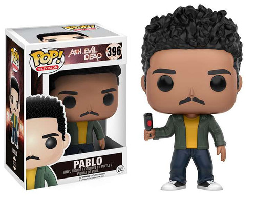 Funko Ash vs Evil Dead POP! TV Pablo Vinyl Figure #396