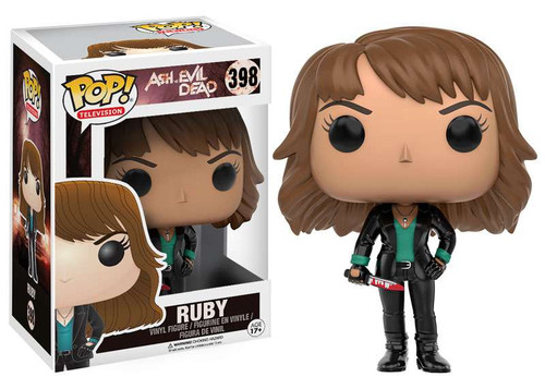 Funko Ash vs Evil Dead POP! TV Ruby Knowby Vinyl Figure #398