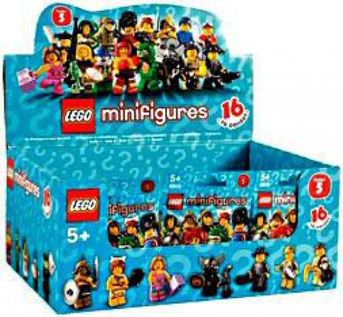 LEGO Minifigures Series 5 Mystery Box [60 Packs]