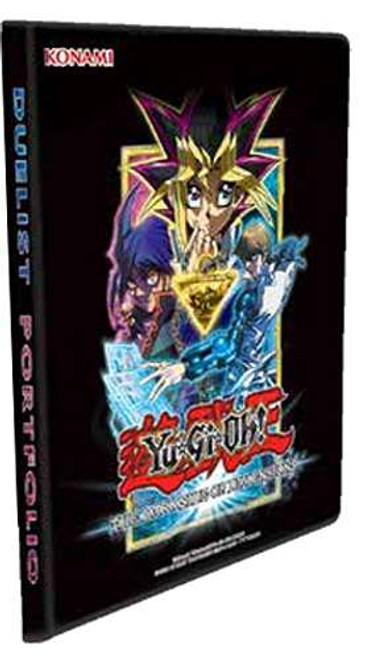 YuGiOh Dark Side of Dimensions Portfolio 9-Pocket Binder