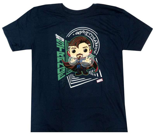 Funko Marvel Collector Corps Doctor Strange Exclusive T-Shirt [Large]