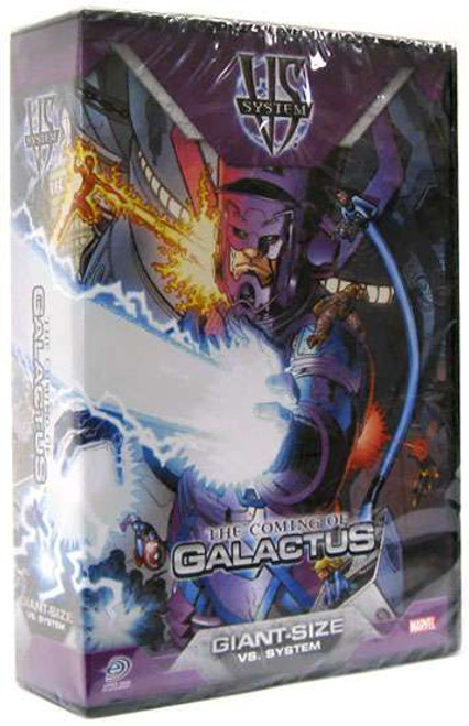 Marvel The Coming Of Galactus Deck (Upper Deck) Deck