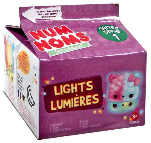Num Noms Series 1 Lights Mystery Pack