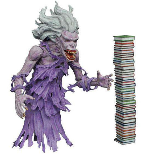 Ghostbusters Select Series 5 Library Ghost Action Figures