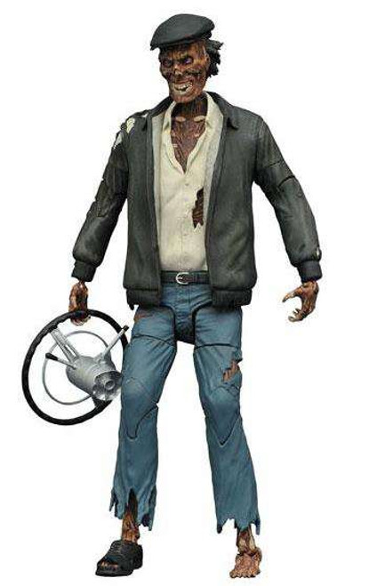 Ghostbusters Select Series 5 Taxi Driver Action Figures