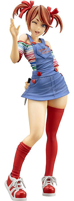 Child's Play Bishoujo Miss Chucky Statue