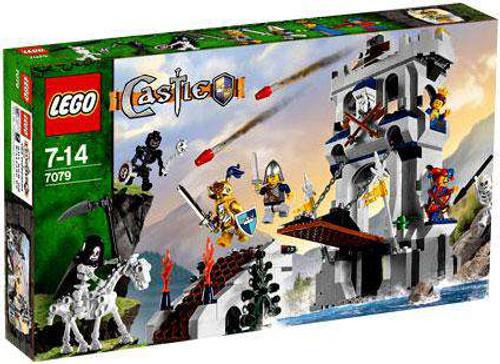 LEGO Castle Drawbridge Defense Set #7079 [Damaged Package]