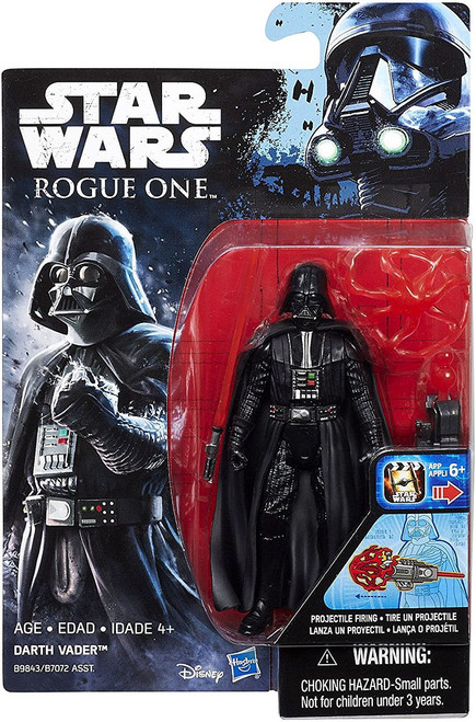 Star Wars Rogue One Darth Vader Action Figure [Projectile Firing]
