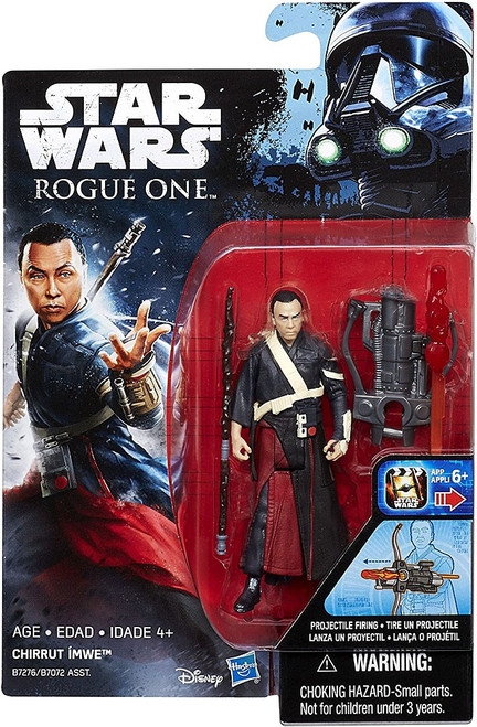 Star Wars Rogue One Chirrut Imwe Action Figure [Projectile Firing]