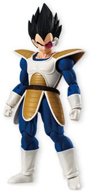 Dragon Ball Z Shokugan Shodo 4 Vegeta PVC Figures
