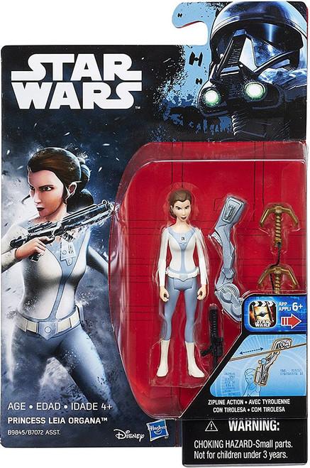 Star Wars Rebels Princess Leia Organa Action Figure [Zipline Action]