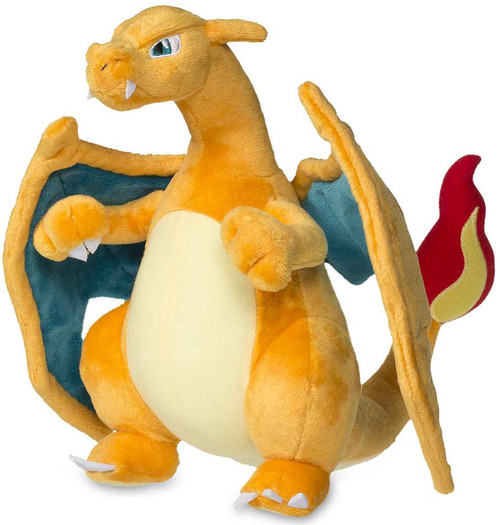 Pokemon Charizard Exclusive 10.25-Inch Plush