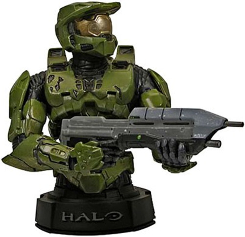 Halo 3 Master Chief Mini Bust
