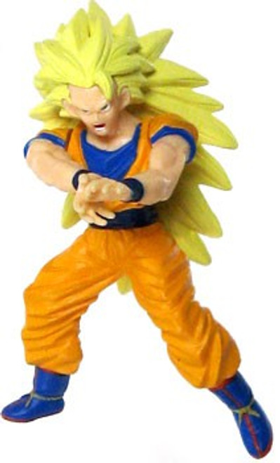 Dragon Ball SS3 Goku PVC Magnet