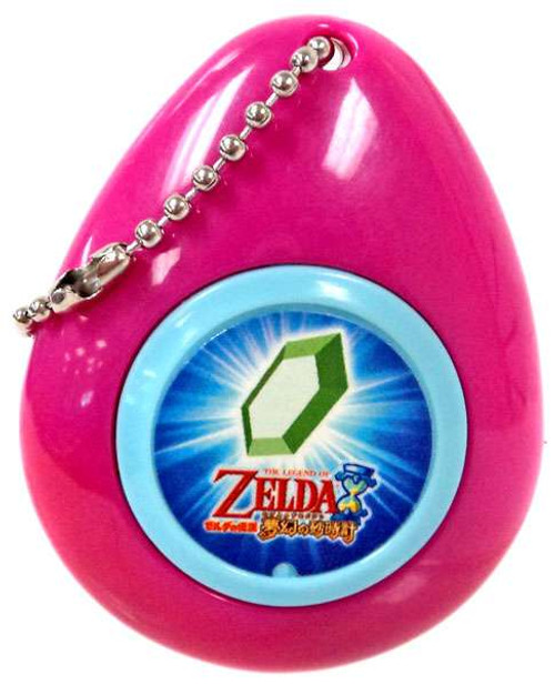 The Legend of Zelda Phantom Hourglass Nintendo DS Pink Sound Effect Keychain