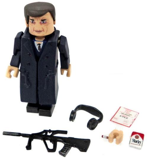 X-Files PALz Series 2 Cigarette Smoking Man Mini Figure [Trenchcoat Loose]