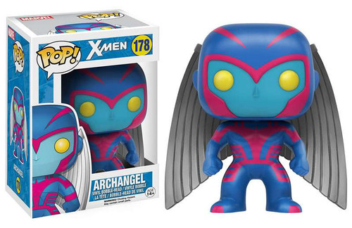 Funko X-Men POP! Marvel Archangel Vinyl Bobble Head #178