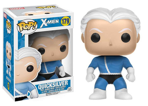 Funko X-Men POP! Marvel Quicksilver Vinyl Bobble Head #179