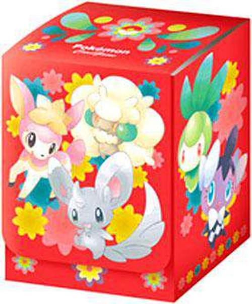 Nintendo Pokemon Japanese Minccino Deck Box