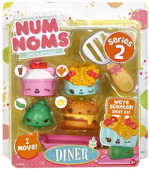 Num Noms Series 2 Diner Starter 4-Pack
