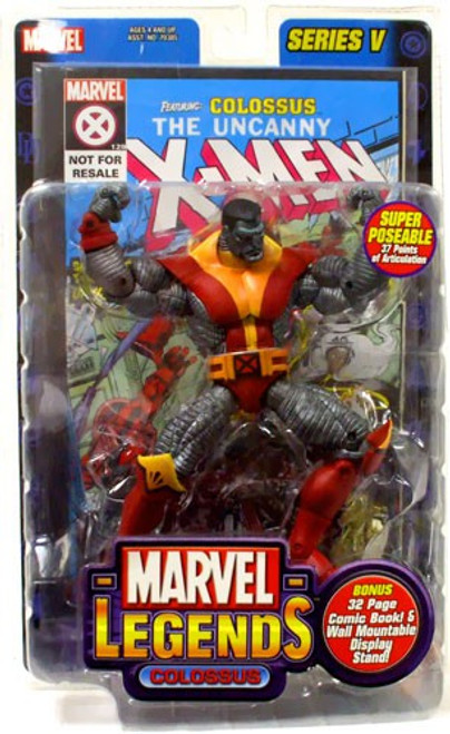 Marvel Legends Series 5 Colossus Action Figure