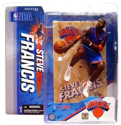 McFarlane Toys NBA New York Knicks Sports Picks Series 11 Steve Francis Action Figure [Chase Piece]