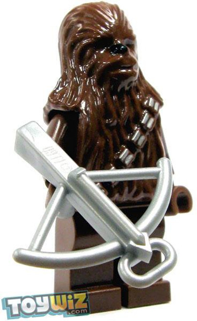 LEGO Star Wars Chewbacca Minifigure [With Bowcaster Loose]