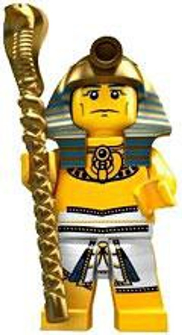 LEGO Minifigures Series 2 Egyptian Pharaoh Minifigure [Loose]
