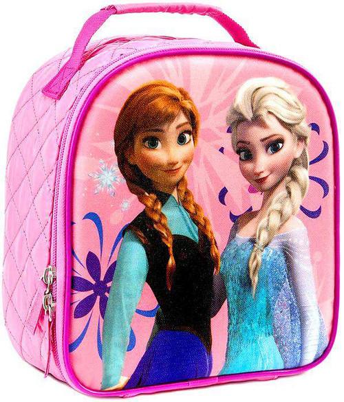 Disney Frozen Anna & Elsa Exclusive Lunch Tote [Pink]