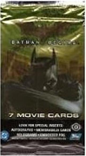 Batman Begins Trading Card Pack