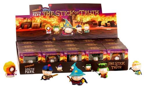 South Park The Stick of Truth Mini Figure Box [15 Packs]