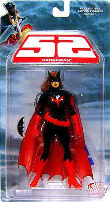 DC 52 Series 1 Batwoman Action Figure [Damaged Package]