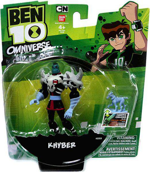 Ben 10 Omniverse Khyber Action Figure [Damaged Package]