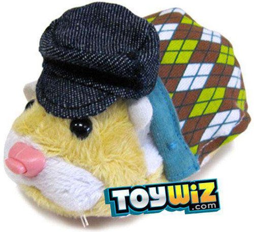 Zhu Zhu Pets Series 2 Hamster Outfit Argyle Sweater & Hat Accessory Set [Damaged Package]