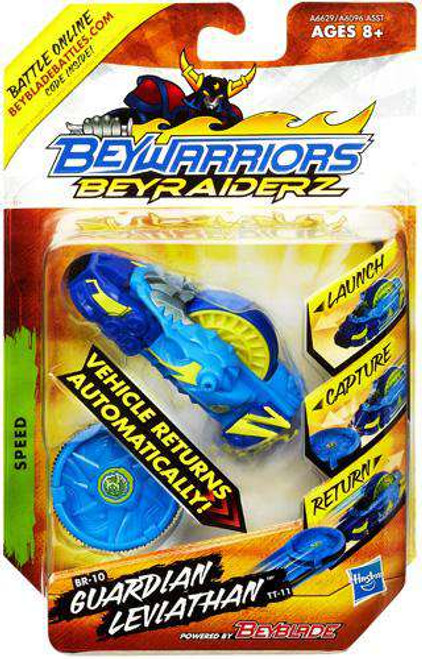 Beyblade Beyraiderz Guardian Leviathan Starter Pack BR-10 [Damaged Package]