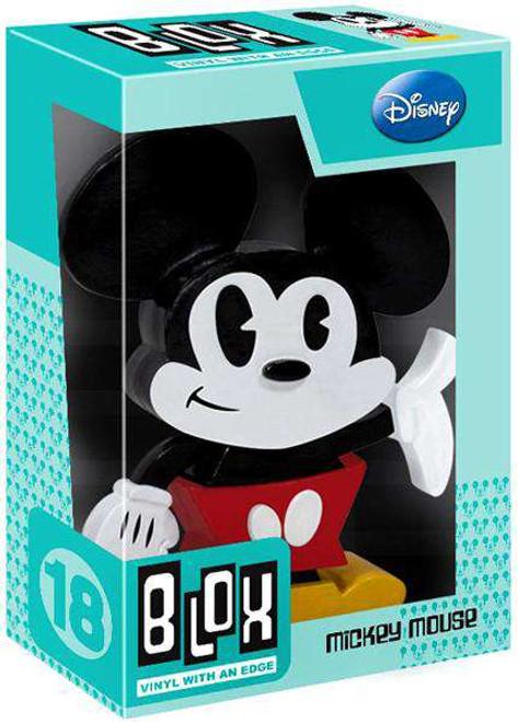 Funko Disney BLOX Mickey Mouse 7-Inch Vinyl Figure [Damaged Package]