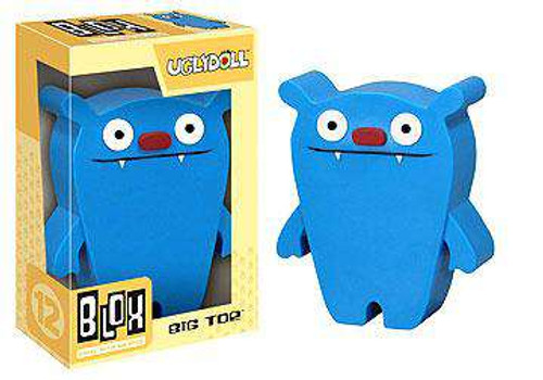 Funko Uglydoll BLOX Big Toe 7-Inch Vinyl Figure [Damaged Package]