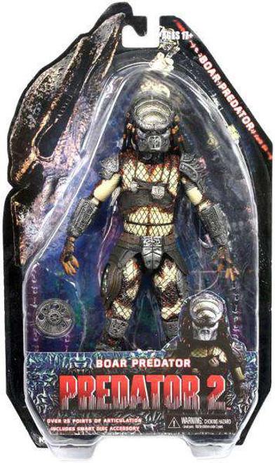 NECA Predator 2 Series 4 Boar Predator Action Figure [Damaged Package]