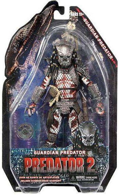 NECA Predator 2 Series 5 Guardian Predator Action Figure [Gort, Damaged Package]